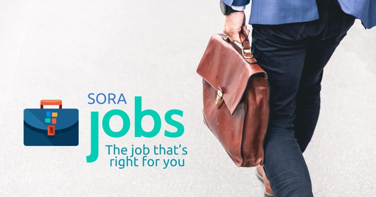 SORA Jobs