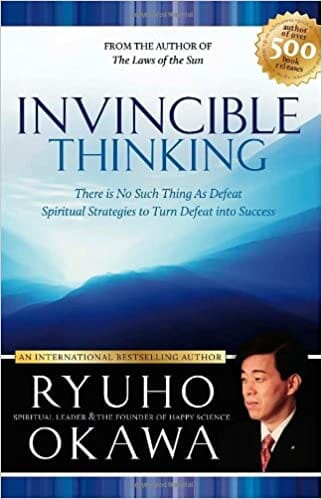 Invincible Thinking: Spiritual Strategies to Turn Defeat into Success (Kindle)