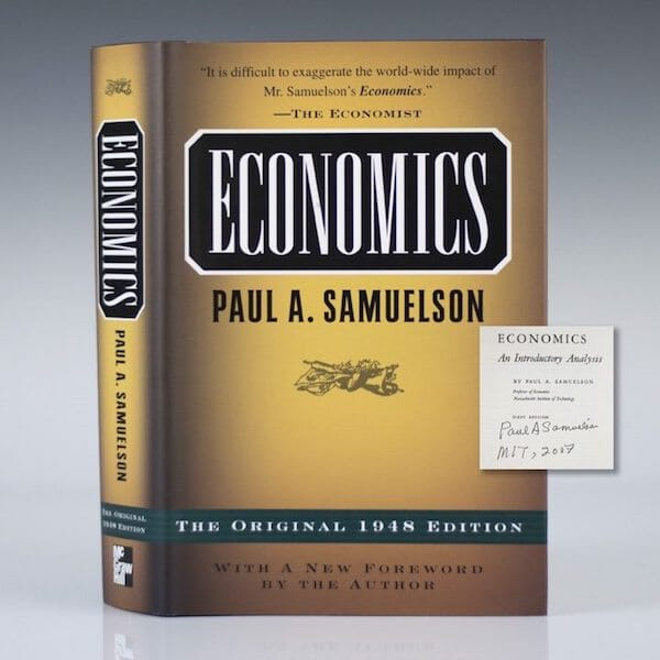 Economics by Samuelson
