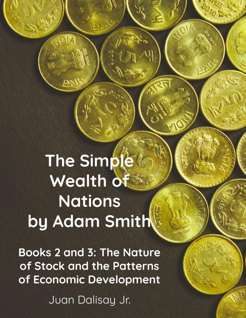The Simple Wealth of Nations Books 2 and 3