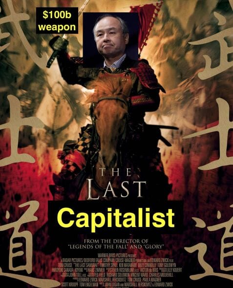 The Last Capitalist