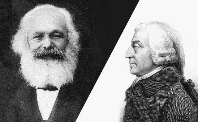 Marx vs Smith